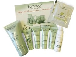 Anna Lotan mini kit for treatment antiseborrhoeic at home