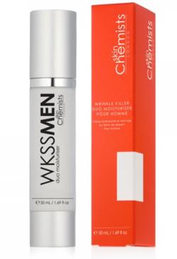 Skin Chemists Wrinkle Killer Duo Moisturiser Pour Homme 50 ml