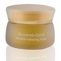 Anna Lotan Greeno - Gold rozświetlający przeciwzmarszczkowy krem pod oczy 15 ml