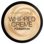 Max Factor Whipped Creme Foundation 45 Warm Almond 20g