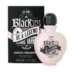 PACO RABANNE Black XS Be A Legend Limited Edition Pour Femme EDT spray 50ml