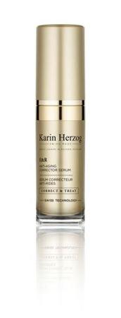 Karin Herzog Oxygen Hyalu Lift  Moisturizing&Rejuvenating Facial Serum with 1% oxygen