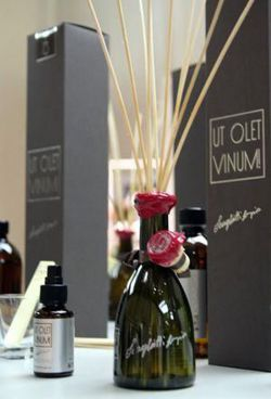 Ut Olet Vinum  Lambrusco perfume for interiors 250 ml