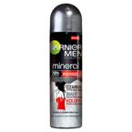 GARNIER Men Mineral Black White Color dezodorant spray 150ml
