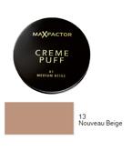 MAX FACTOR Creme Puff Puder 13 Nouvea Beige 21g