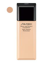 SHISEIDO Sheer And Perfect Foundation SPF15 podklad wyrownujacy koloryt skory O60 Natural Deep Ochre 30ml