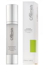 Skin Chemists Vitamin Moisturiser - Krem silnie nawilżający z kompleksem witamin A, C, D i E 50 ml
