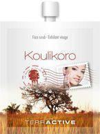 Terractive Koulikoro malijski peeling miodowy do twarzy 16g