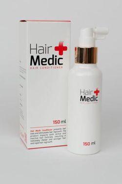 Hair Medic - przełomowy produkt w dziedzinie zapobiegania wypadania włosów 150 ml