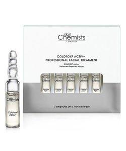Skin Chemists Coldtox Activ+ Professional Facial Treatment - 5-dniowa kuracja rewitalizująco-odmładzająca